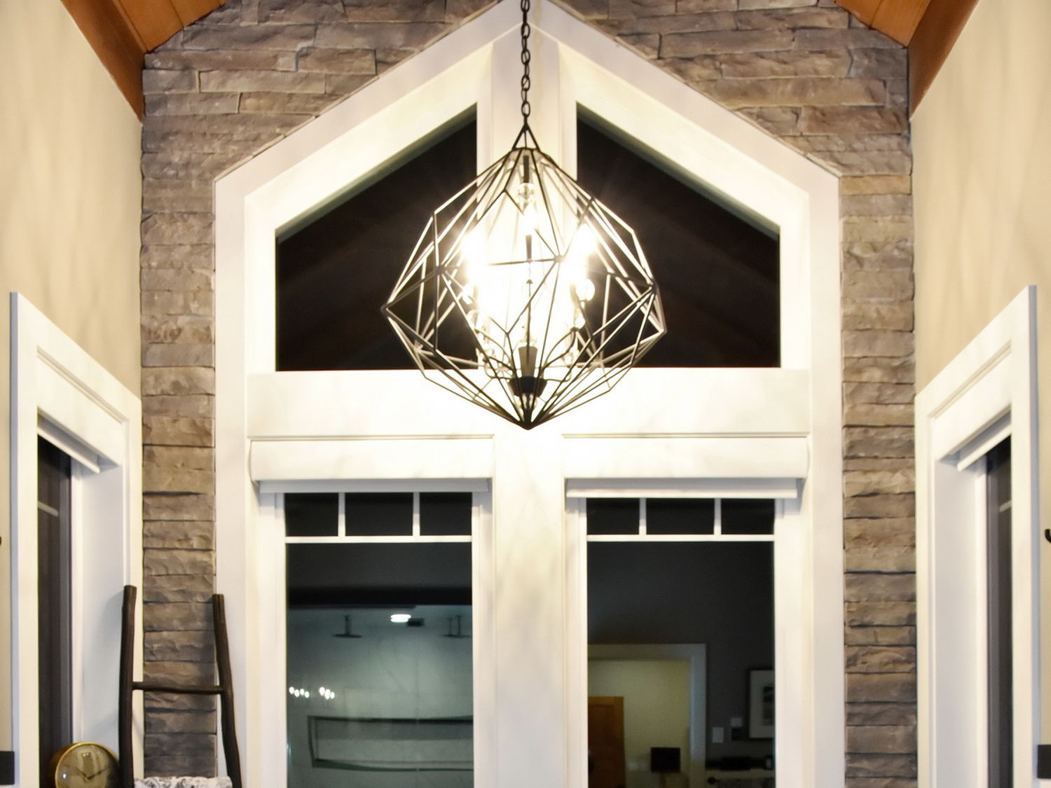 Master bath light