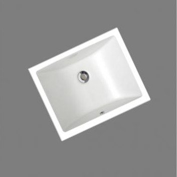 Mainline rectangular Lav undermount