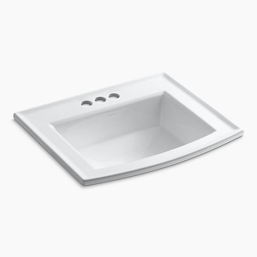 Kohler Archer top mount sink