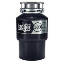 Badger 333 Waste Disposal