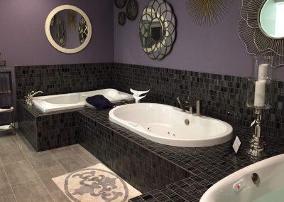 dec Drop in baths