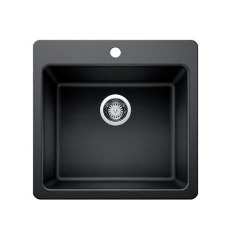 Luxart drop in sink